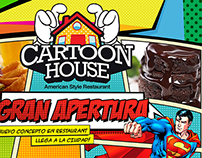 | Cartoon House Restaurant |
