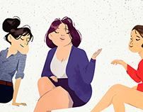 Salon Ladies