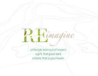 Re-imagine brochure