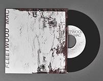 Fleetwood Mac Vinyl Design