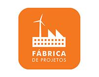Fábrica de Projetos - Branding