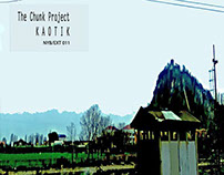 (artwork EP) THE CHUNK PROJECT - KAOTIK EP -