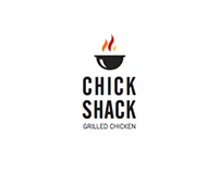 CHICK SHACK - Logo Concepts