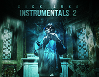 Sick Luke - Instrumentals 2 (Mixtape Artwork)