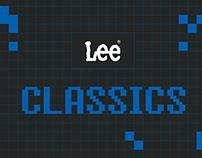 Lee Classics Tag.