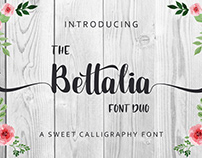Bettalia Font Duo