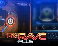 ReRave Plus | UI Design & Development