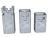Chess Set Design 01