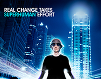 Real Change Takes Superhuman Effort - FOX