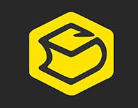 Koras Reader Logo Design