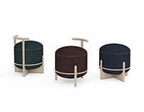 PuffyStool Collection