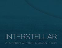 Interstellar [Minimal Poster]