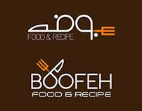 Boofeh Logo Design