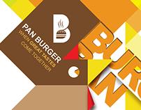PAN BURGER packaging