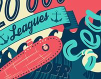 Jules Vernes - 20 000 Leagues
