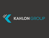 Kahlon Group  | Stationery Design