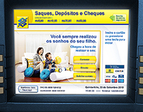 Bank of Brazil // ATM Interface