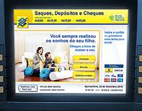 Bank of Brazil // ATM Interface