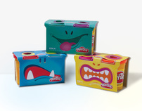Play-doh Re-package