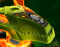 LEGO Legends Of Chima - Speedorz 2015