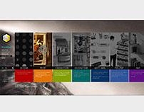 Rahnama Ad Agency Web design