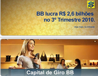 Bank of Brazil // Tablet App