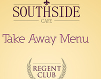 Southside Cafe Menu