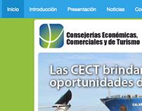 Consejerías Económicas Comerciales y de Turismo