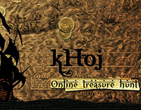Khoj - The Online Treasure Hunt