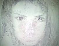 Ilustraciones grafito