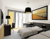 Hotel project | Sopot
