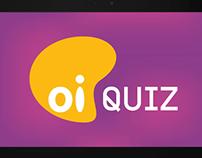 Quiz Oi - CEFET 2014