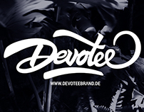 Devotee Brand Co. - Cloth. Lable