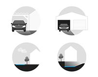 Mercedes Infographics