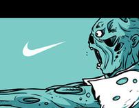 Nike Zombie Air - Tee Shirt