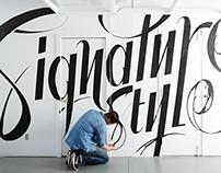 Designlines Mural