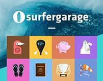 Surfergarage app