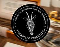 Armadillo Cigarillos Packaging