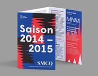 SMCQ SAISON 2014/2015