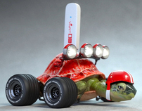 "VivaCell ""Turtle Car"" Adv"