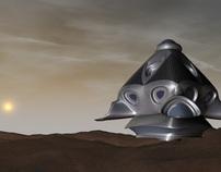 Landscape Sci-Fi