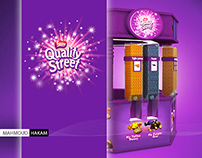 Quality Street Booth