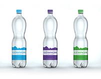Fizzy water design