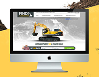 Earthmover Website
