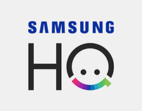 Samsung HQ - Happiness Quotient