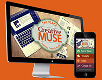 Creative Muse Website