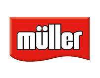 Illustration - Müller, Kids Corners