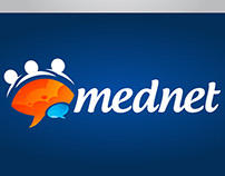 Mednet Project Logotype