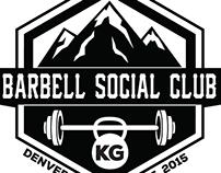 Barbell Social Club Logo