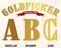 Goldpicker Typeface OT